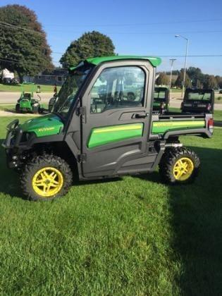 2018 John Deere 835 Utility Vehicle For Sale