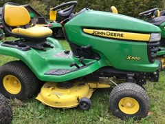 Riding Mower For Sale 2007 John Deere X300 , 17 HP