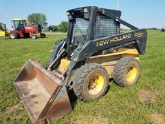 Skid Steer For Sale 1997 New Holland LX865