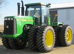 Tractor For Sale 1997 John Deere 9200 , 310 HP