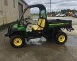 Utility Vehicle For Sale: 2010 John Deere XUV 855D GREEN