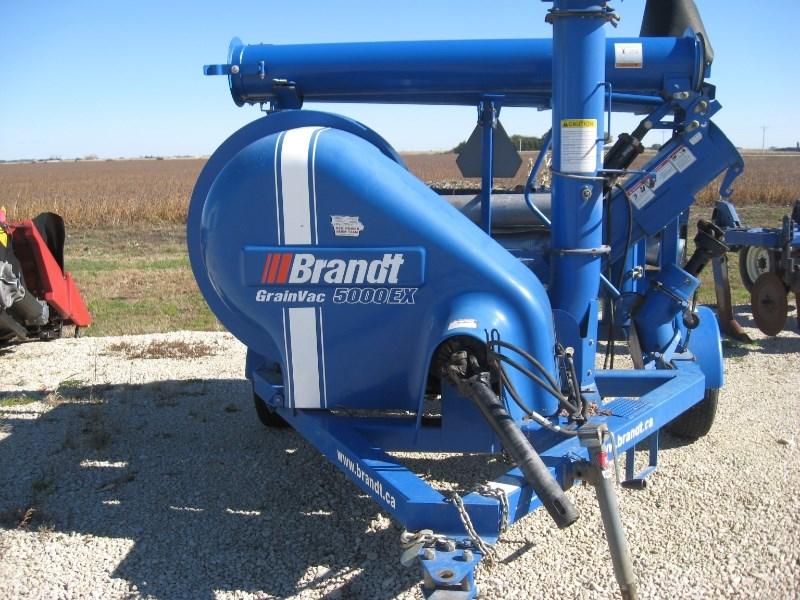 Brandt 5000EX Grain Vac For Sale