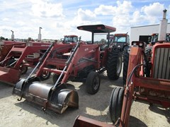 Tractor For Sale 1992 Case IH 695 , 73 HP