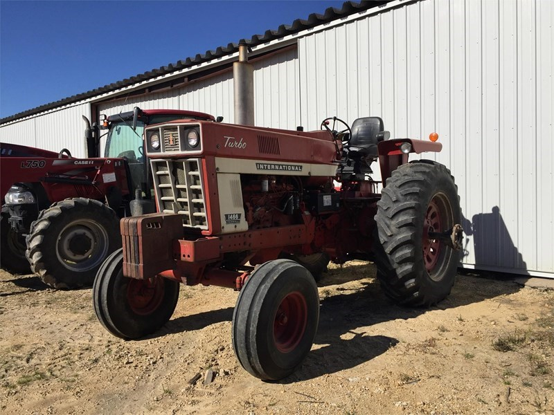 1972 International 1466 Tractor For Sale