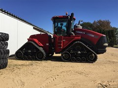Tractor For Sale 2016 Case IH STEIGER 540 QUADTRAC , 535 HP