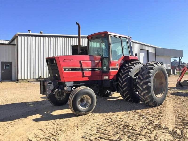 1982 International 5488 Tractor For Sale