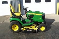 Riding Mower For Sale 2015 John Deere X730 , 25 HP