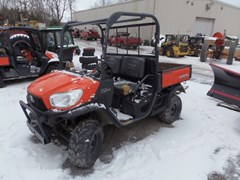Utility Vehicle For Sale 2016 Kubota RTV-X900WA