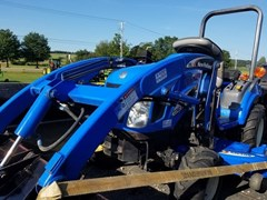 Tractor For Sale 2003 New Holland TZ24DA , 24 HP