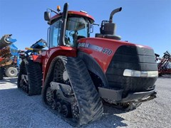 Tractor For Sale 2015 Case IH STEIGER 470 QUADTRAC , 470 HP