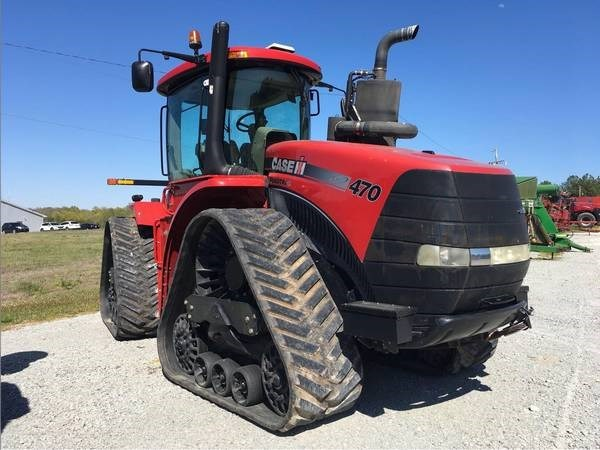 2015 Case IH Steiger 470 QUAD Tractor For Sale
