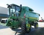 Combine For Sale: 2008 John Deere 9570 STS