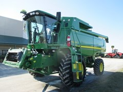 Combine For Sale 2008 John Deere 9570 STS