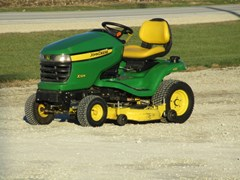 Riding Mower For Sale 2011 John Deere X324 , 22 HP