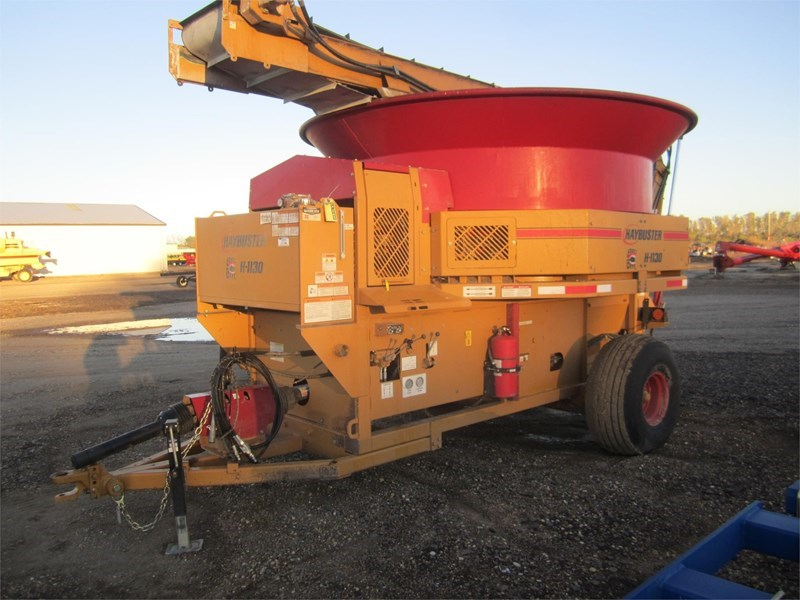 2014 Haybuster H1130 Bale Processor For Sale
