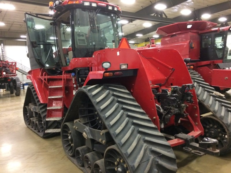 2014 Case IH STGR 500 Tractor For Sale