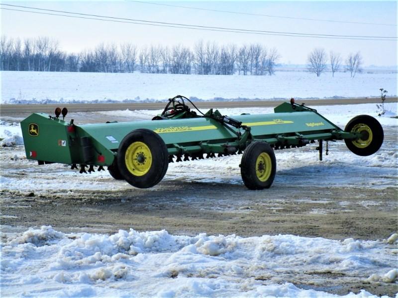 2006 John Deere 520 Flail Mower For Sale