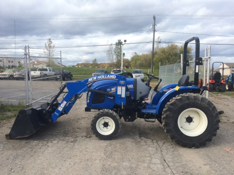 2016 New Holland WORMASTER 37 Tractor For Sale