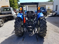 Tractor For Sale 2012 New Holland WORKMASTER 45 MFD LDR , 45 HP
