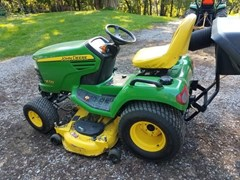 Riding Mower For Sale 2009 John Deere X720 , 27 HP