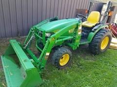 Tractor For Sale 2012 John Deere 2720 , 31 HP