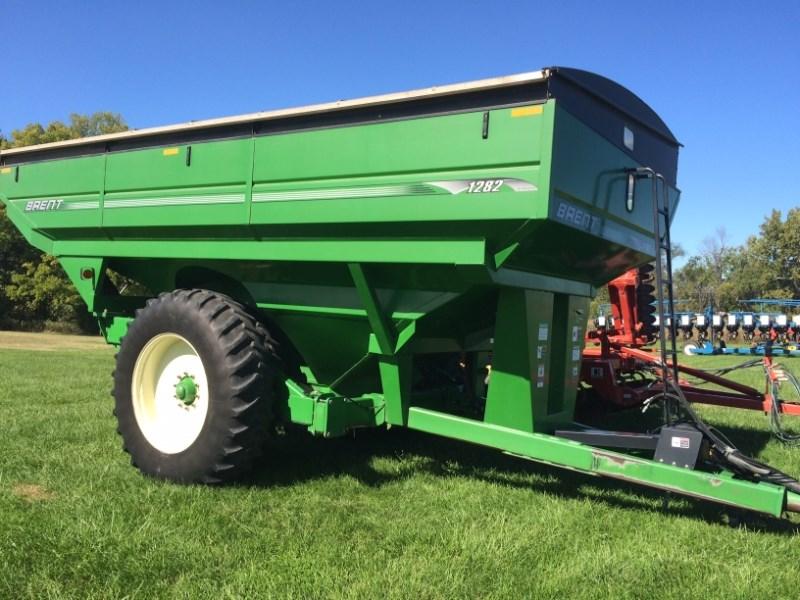 2009 Brent 1282 Grain Cart For Sale