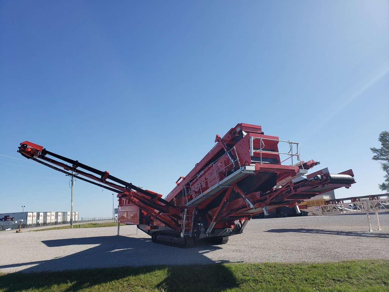 2018 Finlay 684 Screening Plant - Hydraulic For Sale