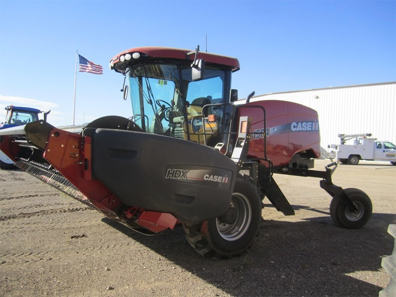 2015 Case IH WD1504 Mower Conditioner For Sale