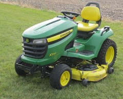 Riding Mower For Sale 2007 John Deere X540 , 23 HP