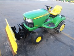 Riding Mower For Sale 2011 John Deere X700 , 22 HP