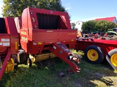 Baler-Round For Sale 1997 New Holland 664