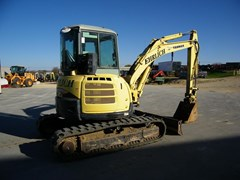 Excavator-Mini For Sale 2013 Yanmar VIO55-5B