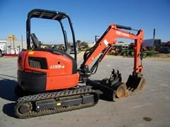 Excavator-Mini For Sale 2016 Kubota U35-4