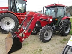 Tractor For Sale 2009 Case IH FARMALL 70