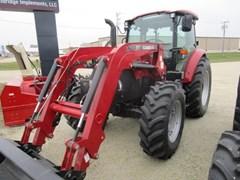 Tractor For Sale 2018 Case IH FARMALL 100C HI LO:-Cab , 99 HP