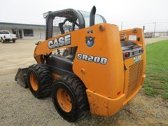Skid Steer For Sale 2012 Case SR200