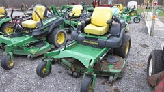 Zero Turn Mower For Sale 2003 John Deere 757 , 25 HP