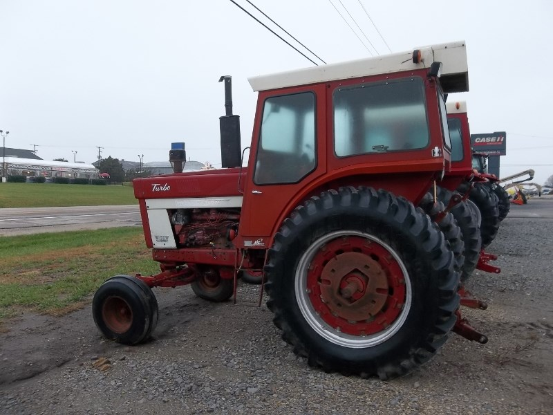 1974 IH 1066 Turbo Tractor For Sale