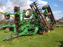 Vertical Tillage For Sale 2014 John Deere 2623VT