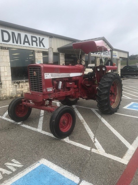 1973 I.H.C. 656 Tractor For Sale