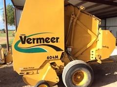 Baler-Round For Sale 2013 Vermeer 604M