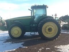 Tractor For Sale 2002 John Deere 8420 , 235 HP