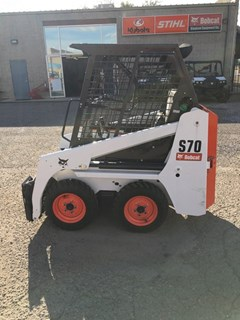 Skid Steer :  Bobcat S70