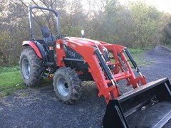 Tractor For Sale 2015 TYM T554S , 55 HP