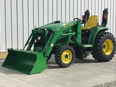 Tractor - Compact For Sale 2002 John Deere 4410 , 35 HP