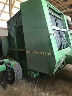 Baler-Round For Sale 1995 John Deere 535