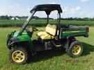 Utility Vehicle For Sale:  2012 John Deere XUV 825I GREEN