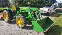 Tractor For Sale:  2011 John Deere 5055E , 55 HP