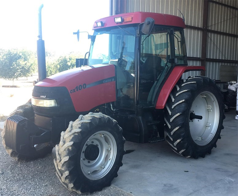 2002 Case IH CX100 Tractor For Sale
