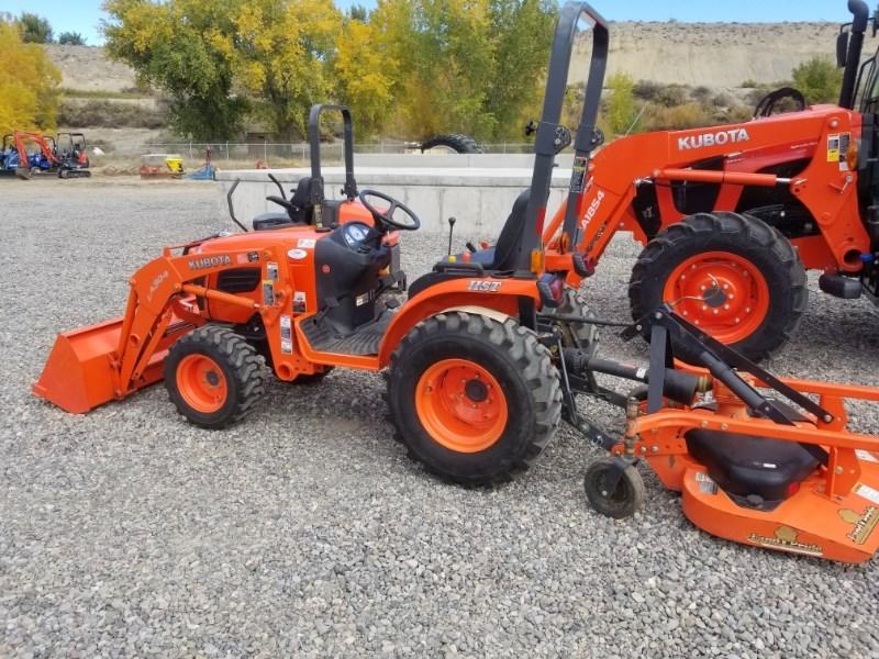 2008 Kubota B2320HSD Tractor For Sale